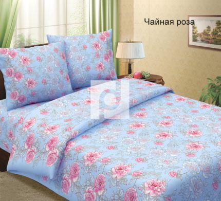Комплект постельного белья Чайная розаБязь<br><br><br>Размер: 1,5 спальный