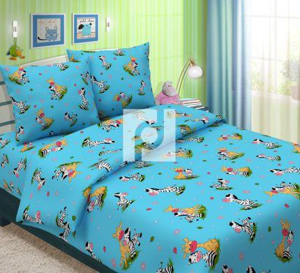 Комплект постельного белья Неразлучные друзья детскийДетское постельное белье<br><br><br>Размер: 1,5 спальный