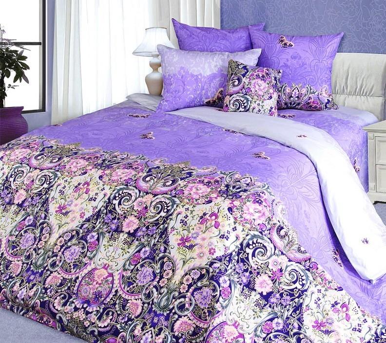Комплект постельного белья МадоннаПеркаль<br><br><br>Размер: Евромакси (2 нав.70х70)