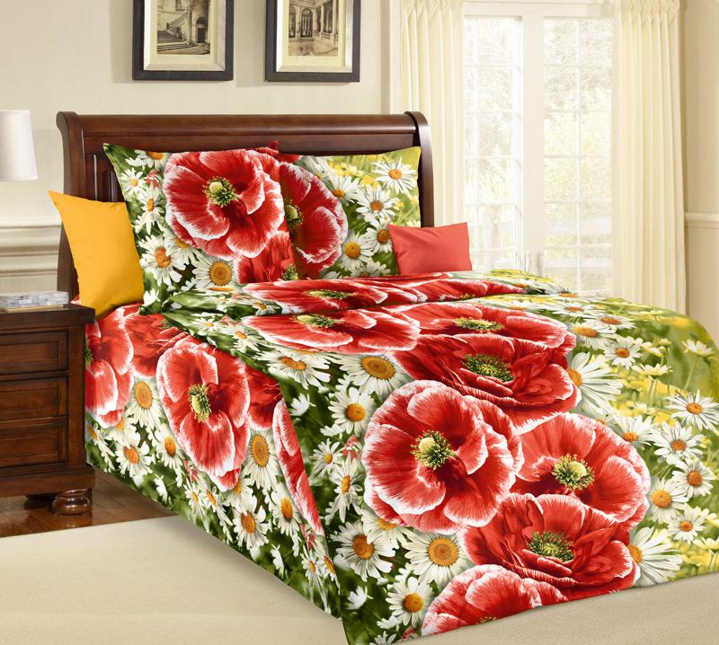 Комплект постельного белья АссольБязь<br><br><br>Размер: 1.5сп (2 нав.70х70)