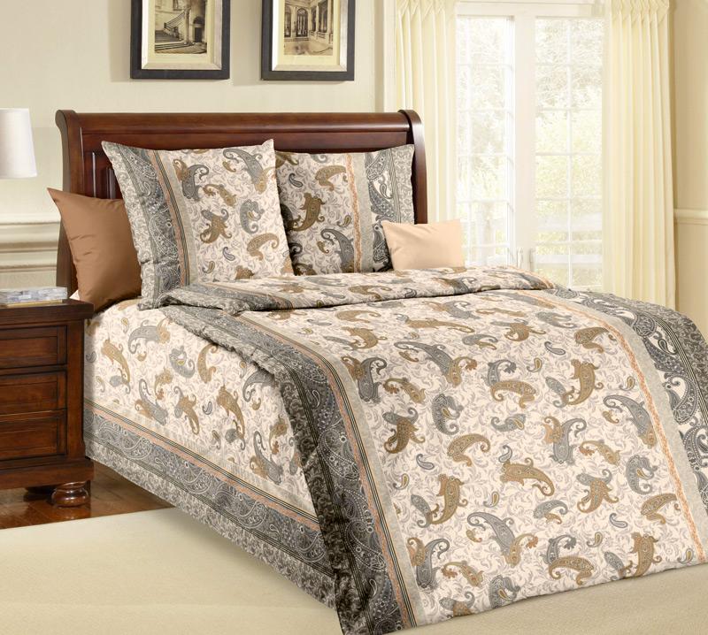 Комплект постельного белья ЭфесБязь<br><br><br>Размер: 1.5сп (2 нав.70х70)