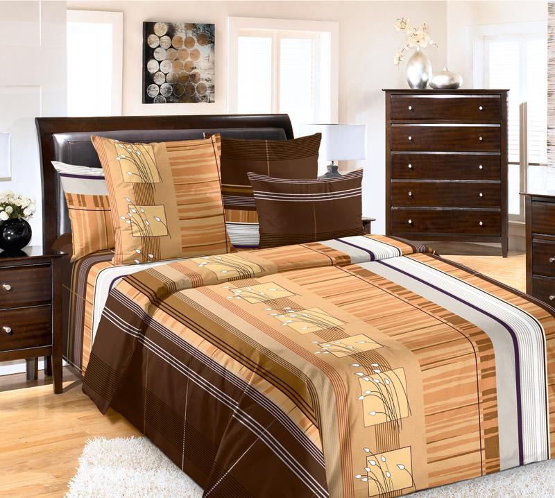 Комплект постельного белья СандраБязь<br><br><br>Размер: Семейный (2 нав.70х70)