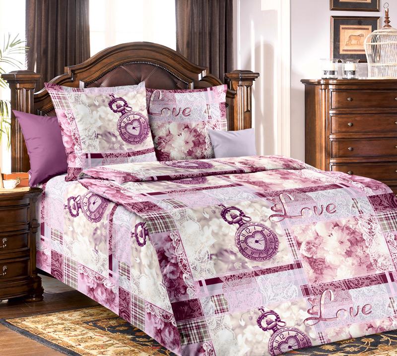 Комплект постельного белья ВинтажБязь<br><br><br>Размер: 1.5сп (2 нав.70х70)