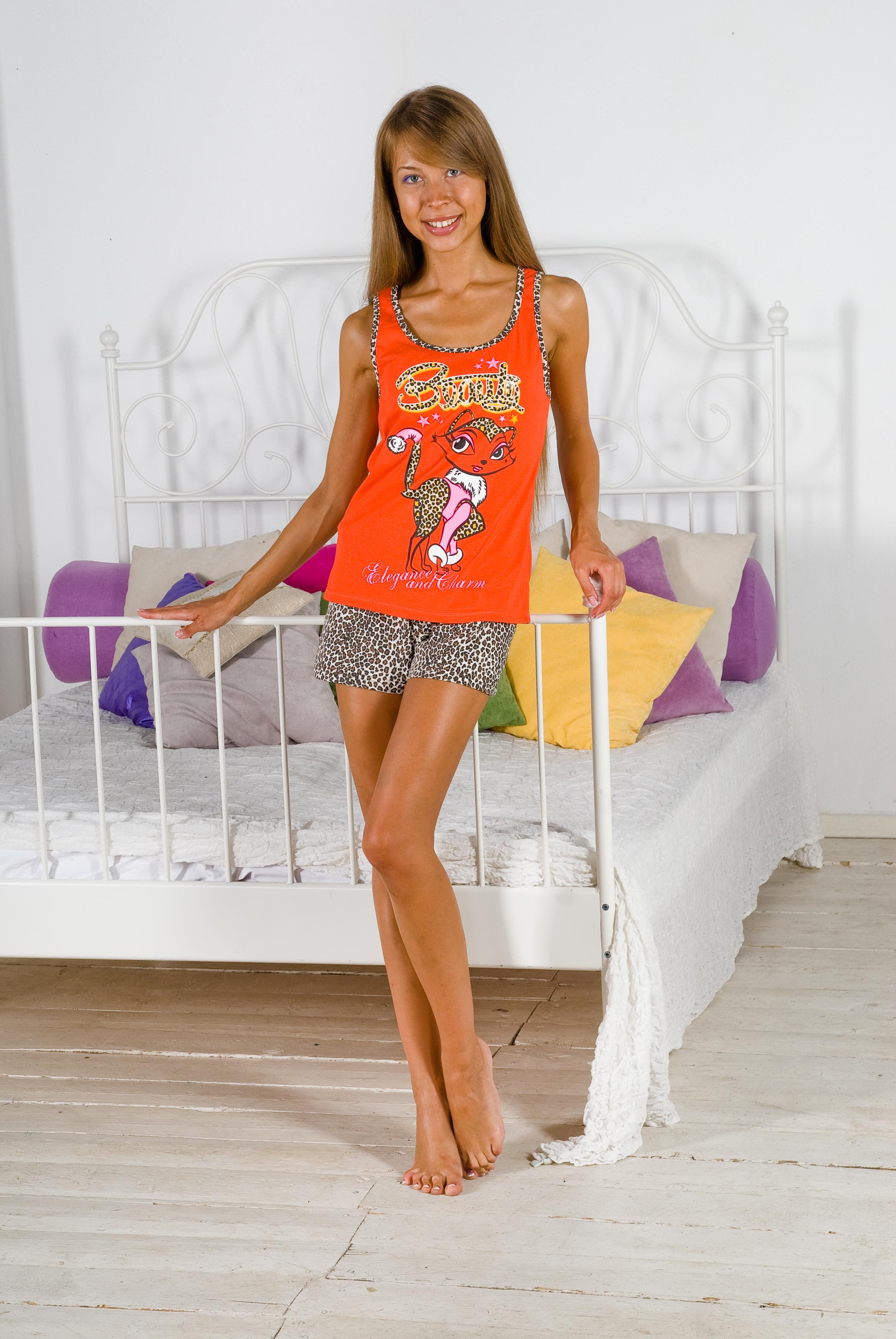Костюм женский АлисаДомашние комплекты, костюмы<br><br><br>Размер: 52