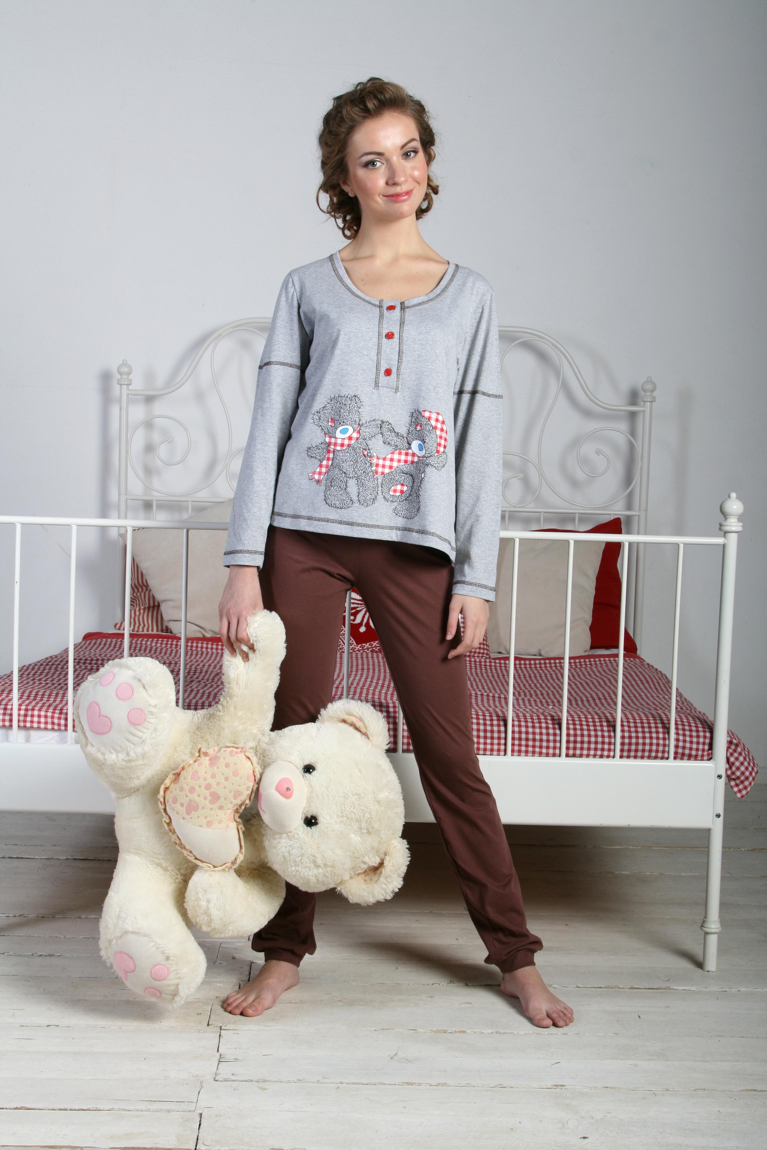 Комплект женский ДрузьяПижамы<br><br><br>Размер: 54