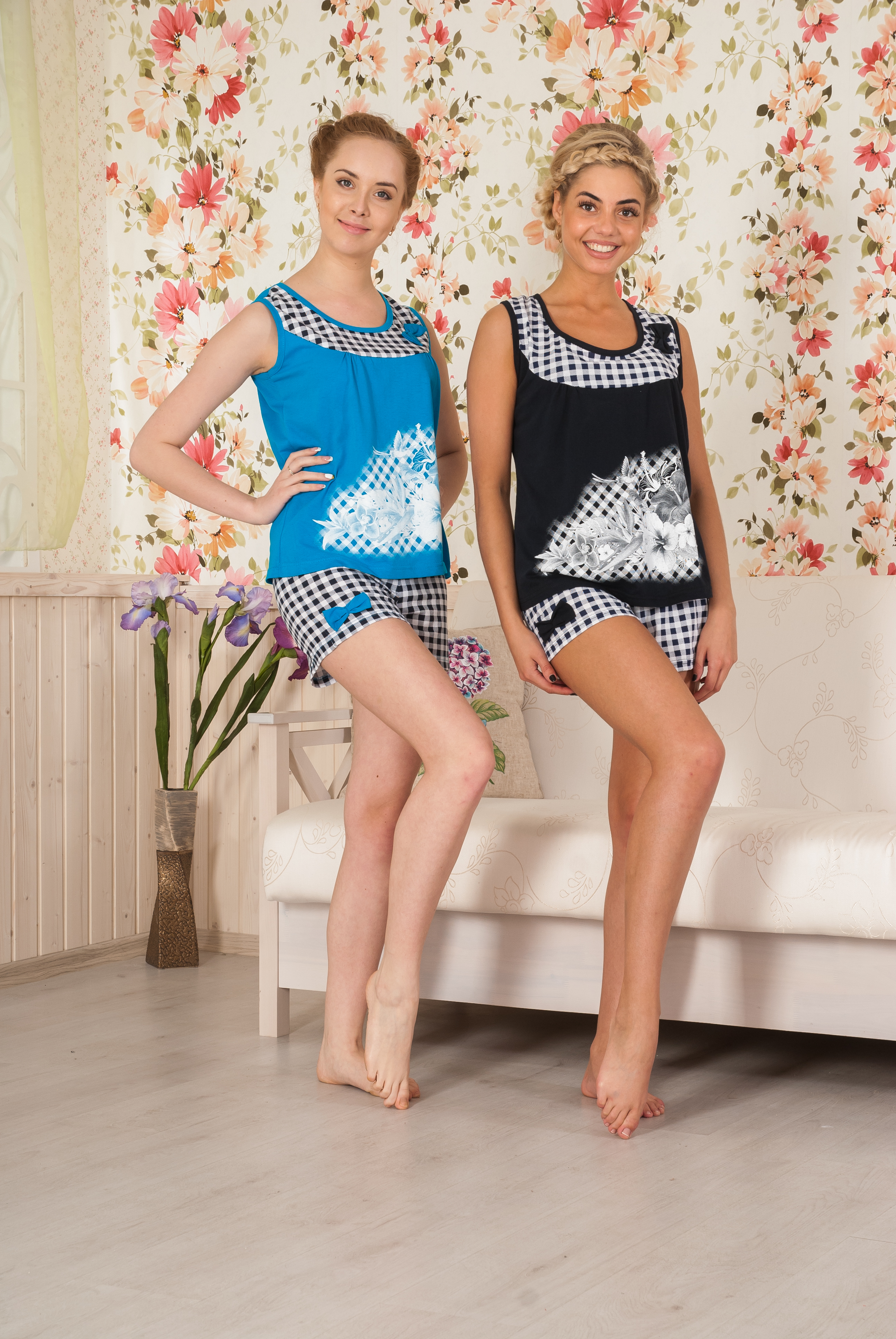 Пижама женская Мечта майка + шортыПижамы<br><br><br>Размер: 42