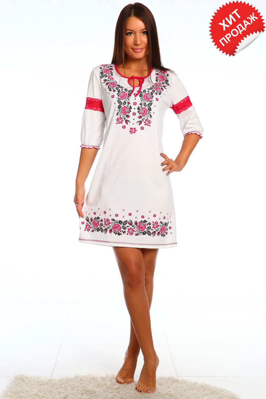 Сорочка женская Аленушка<br><br>Размер: 50