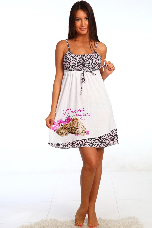 Сорочка женская ЛиндаСорочки<br><br><br>Размер: 52