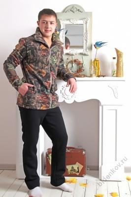 Толстовка мужская ГеройДжемперы, свитеры, толстовки<br><br><br>Размер: 52