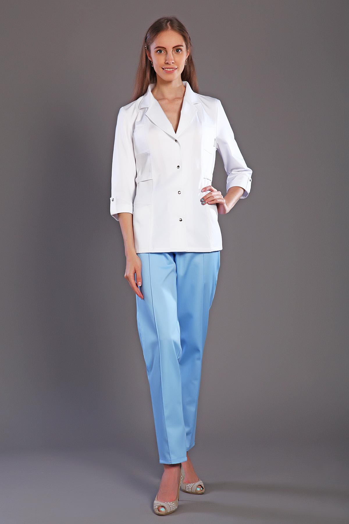 Жакет женский М-215 ТвилКостюмы, кофты, брюки<br><br><br>Размер: 46