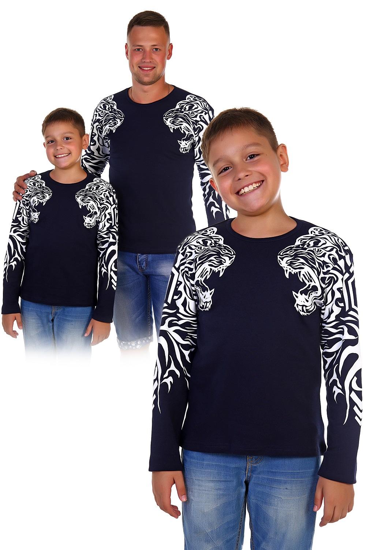 Толстовка детская для мальчика Самурай с длинным рукавом<br><br>Размер: 36