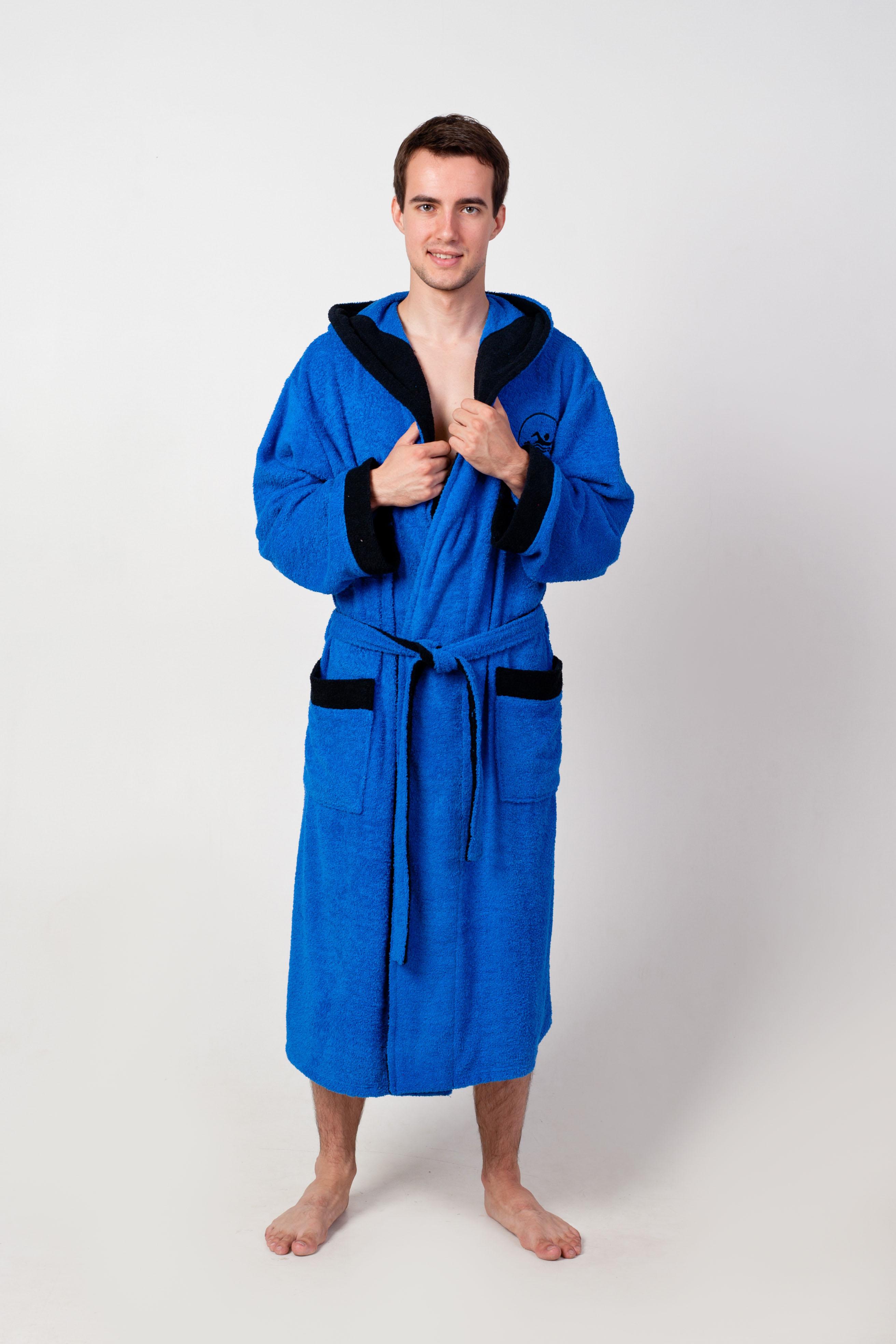 Халат мужской Спортсмен запашной<br><br>Размер: 56