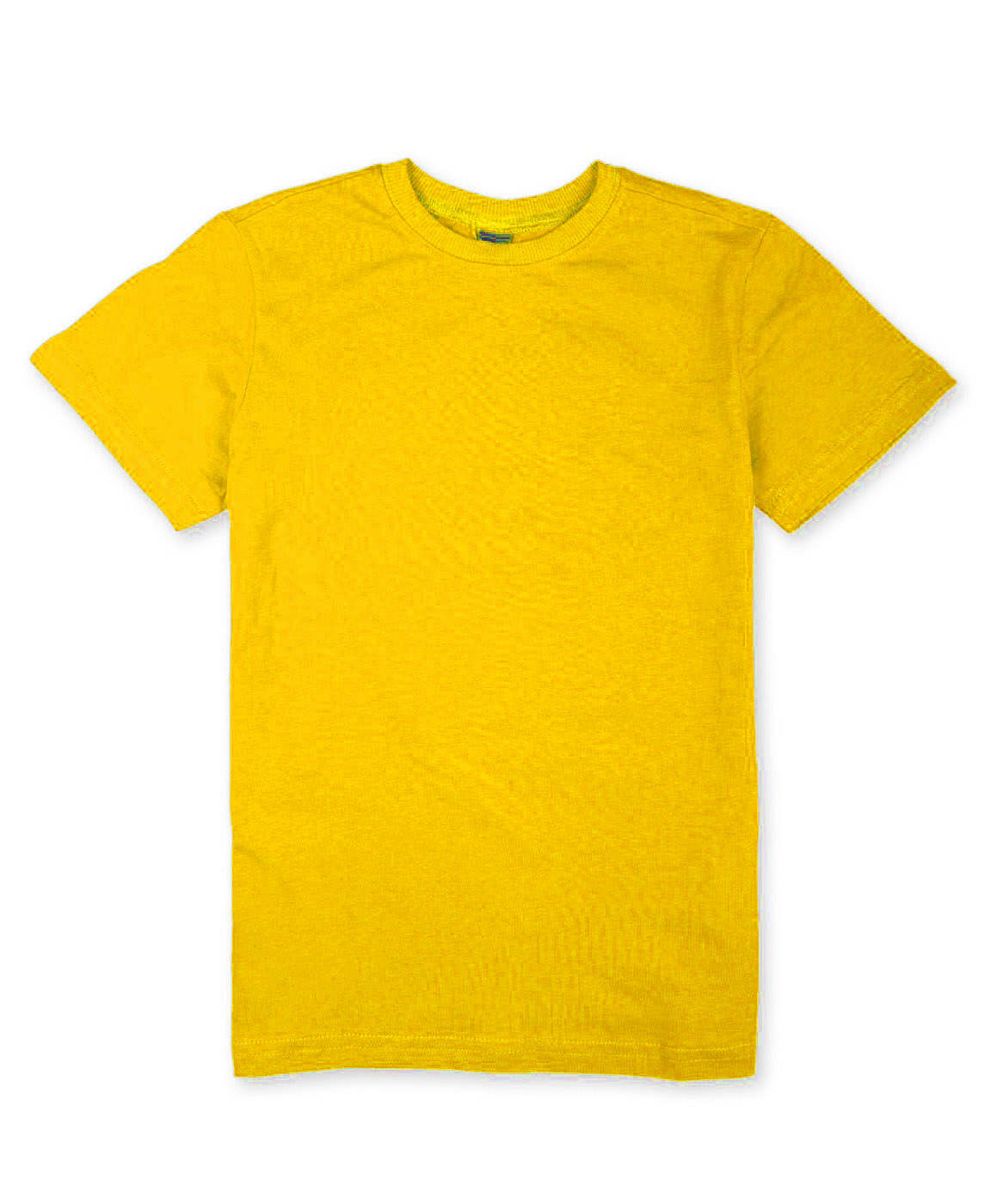 Футболка однотонная желтая, большие размерыКоллекция ВЕСНА-ЛЕТО<br><br><br>Размер: 68