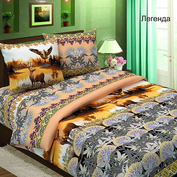 Комплект постельного белья ЛегендаБязь<br><br><br>Размер: Семейный (2 нав. 70х70)