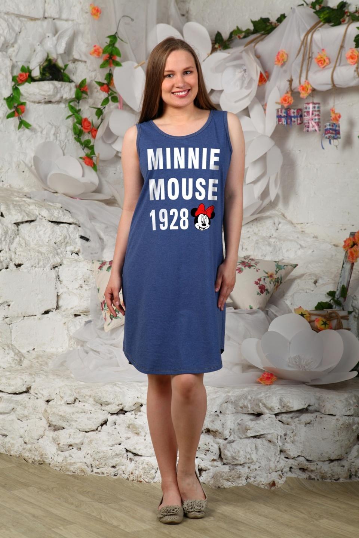 Туника женская Minnie mouse<br><br>Размер: 54