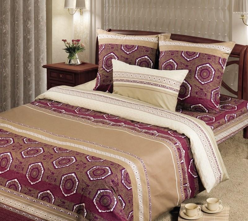 Комплект постельного белья Этикет<br><br>Размер: Семейный (Наволочки (2 шт.) - 50х70)