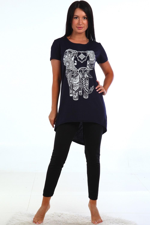 Туника женская ИндианкаТуники, рубашки и блузы<br><br><br>Размер: 52