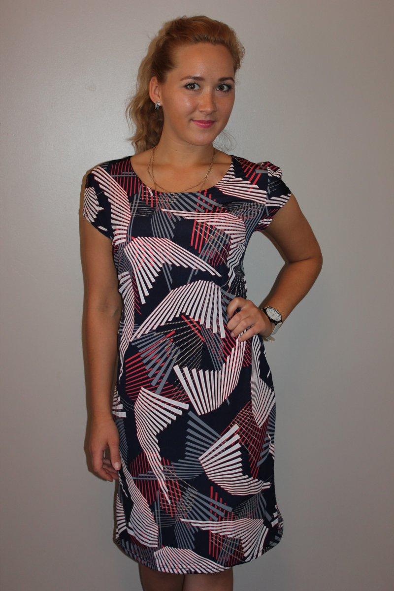 Платье женское ГаммаКоллекция ВЕСНА-ЛЕТО<br><br><br>Размер: 52