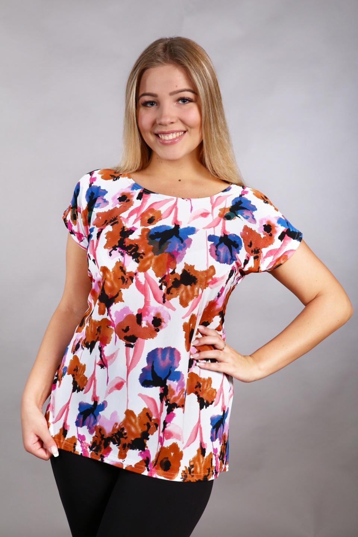 Блуза женская ВетерокТуники, рубашки и блузы<br><br><br>Размер: 60
