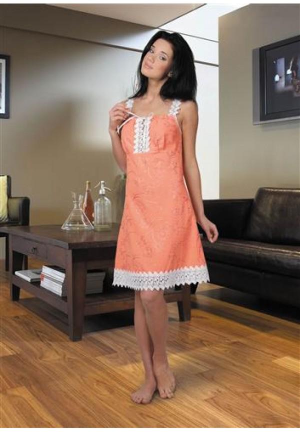Сорочка женская ВикторияДомашняя одежда<br><br><br>Размер: 56