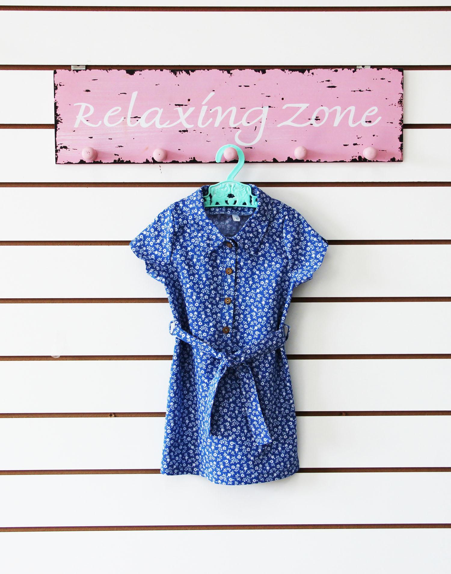 Платье МодницаПлатья и сарафаны<br><br><br>Размер: 32 (рост 110 см)