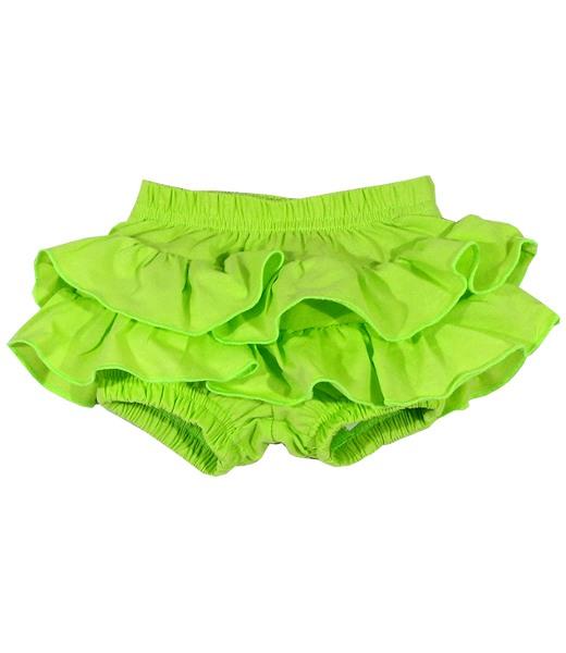 Песочник - юбочка для девочки МашенькаБоди и песочники<br><br><br>Размер: Салатовый