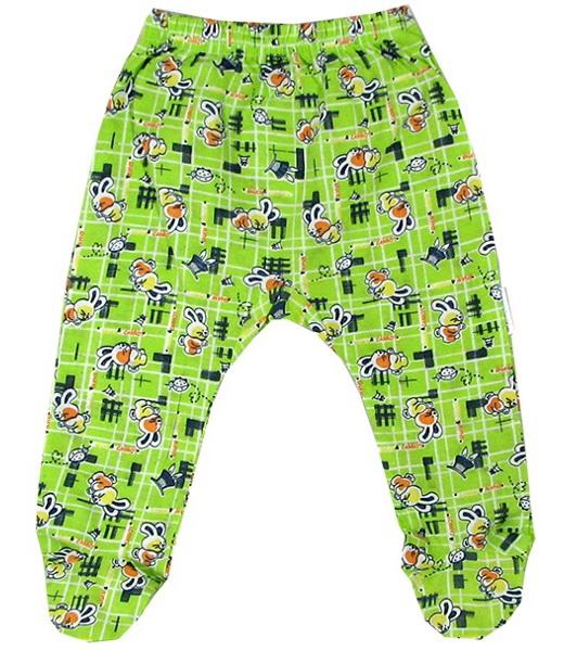 Ползунки детские КарапузПолзунки<br><br><br>Размер: Зеленый