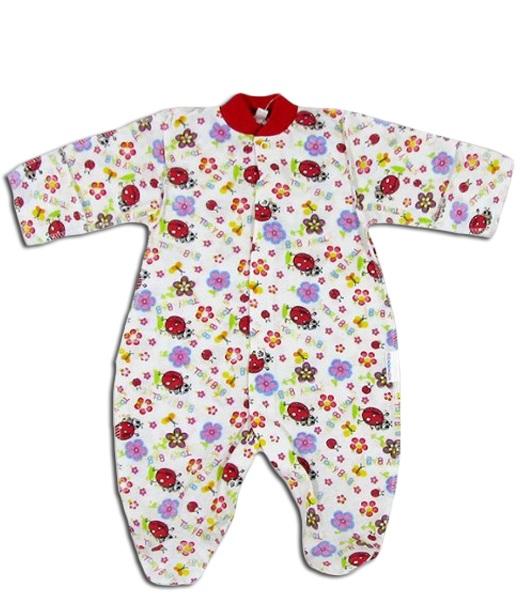 Комбинезон детский с царапками КрасотуляКомбинезоны и полукомбинезоны<br><br><br>Размер: Красный