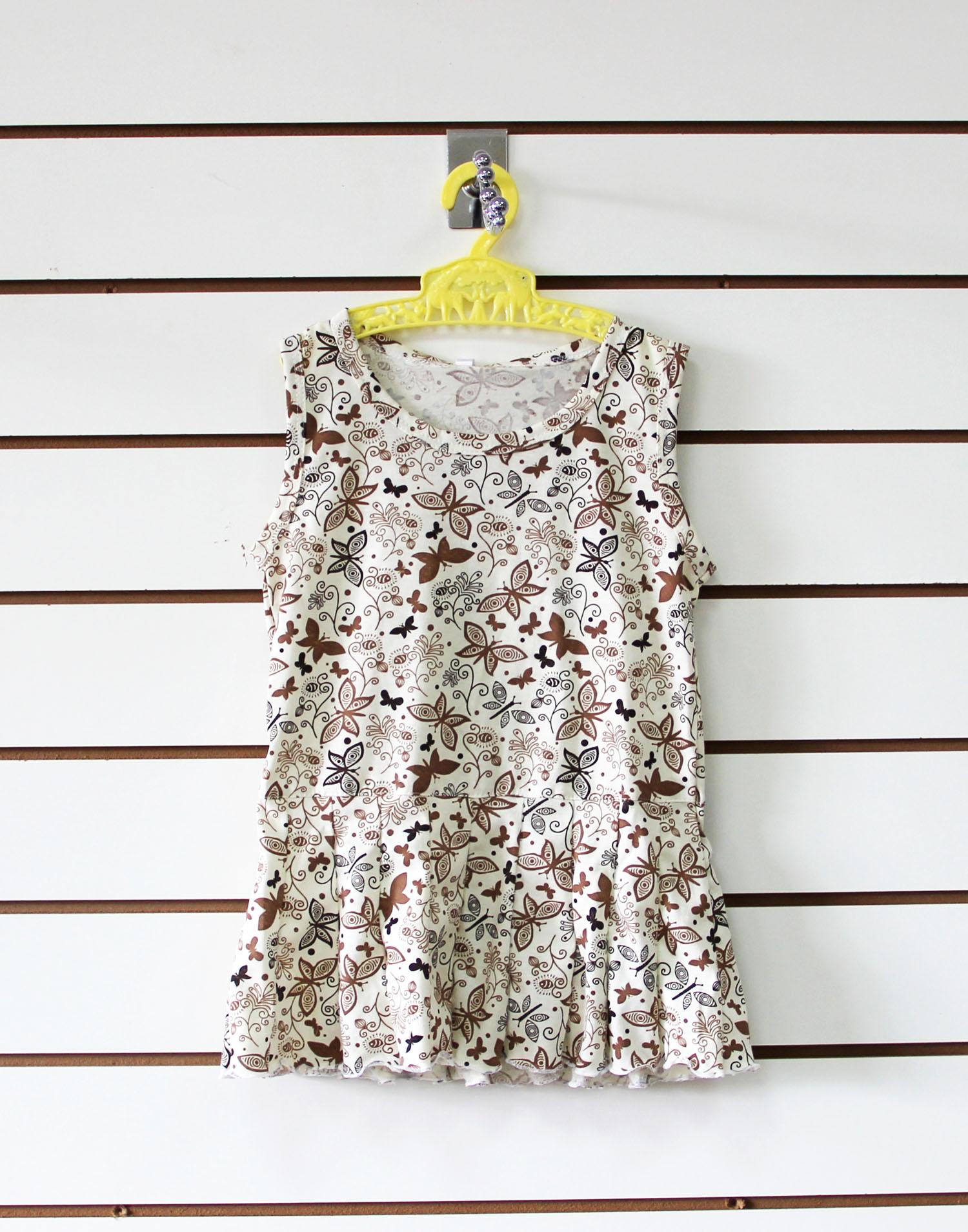 Платье БабочкиПлатья и сарафаны<br><br><br>Размер: Цветочки