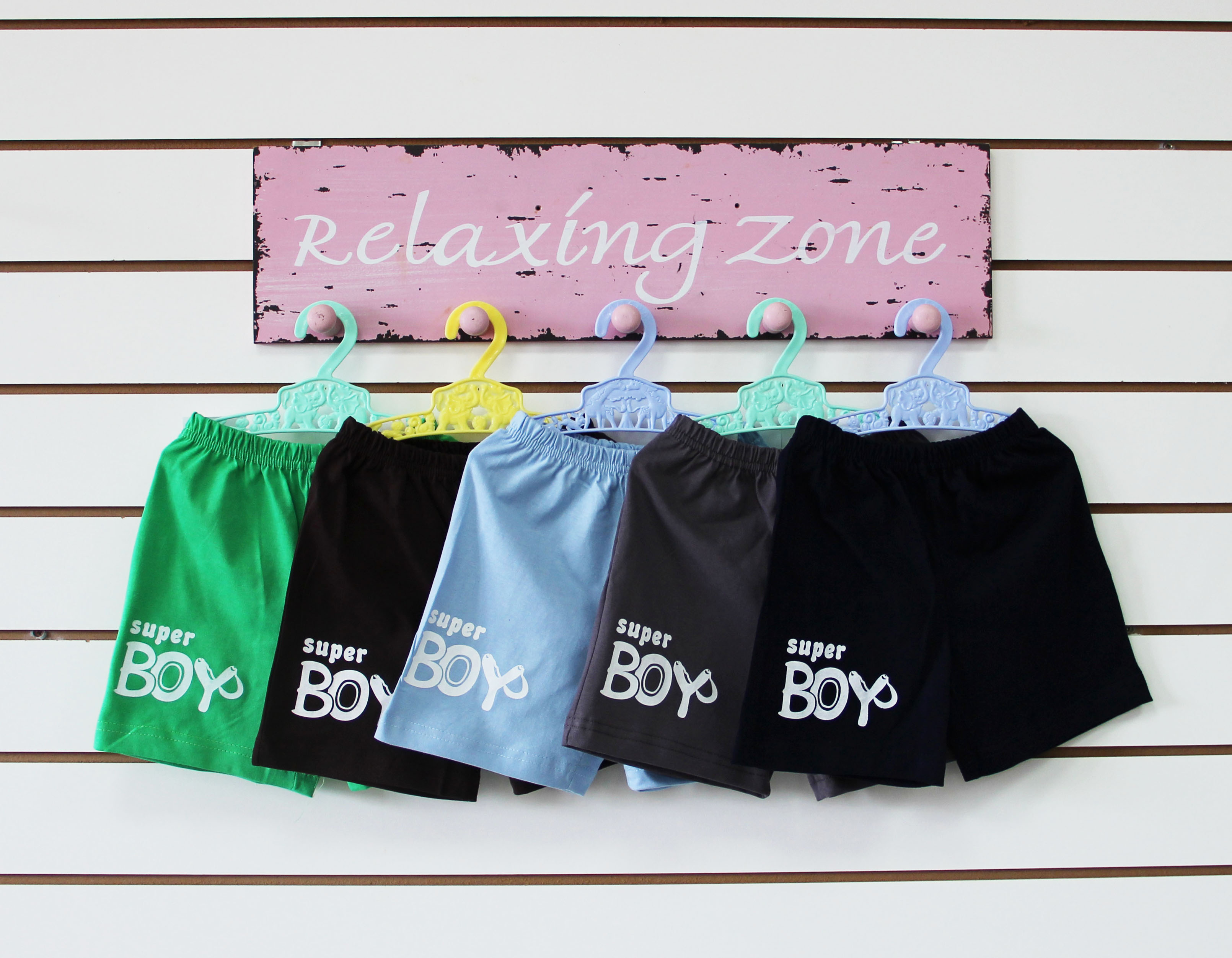 Шорты для мальчика BOYШтанишки, шорты<br><br><br>Размер: Голубой