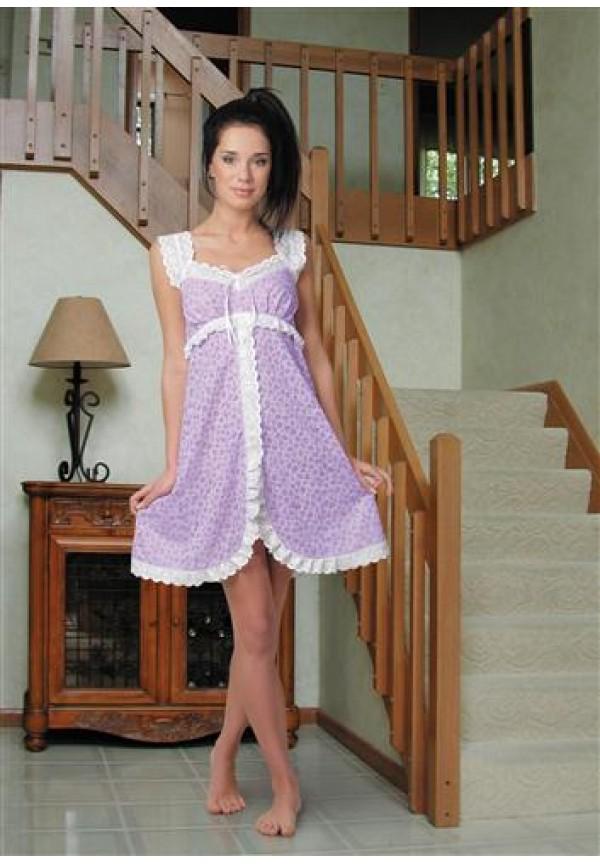 Сорочка женская МашенькаСорочки<br><br><br>Размер: 50