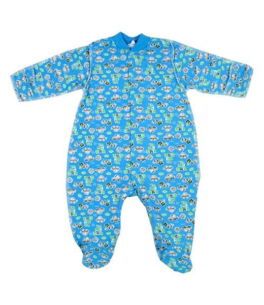 Комбинезон детский с царапками ГномикКомбинезоны и полукомбинезоны<br><br><br>Размер: Синий гномик