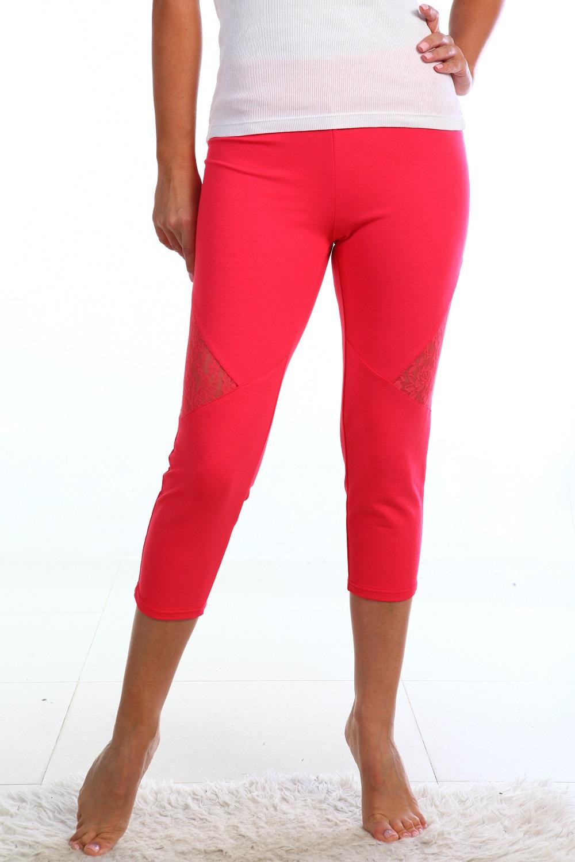Капри женские СуокБрюки, шорты<br><br><br>Размер: Розовый