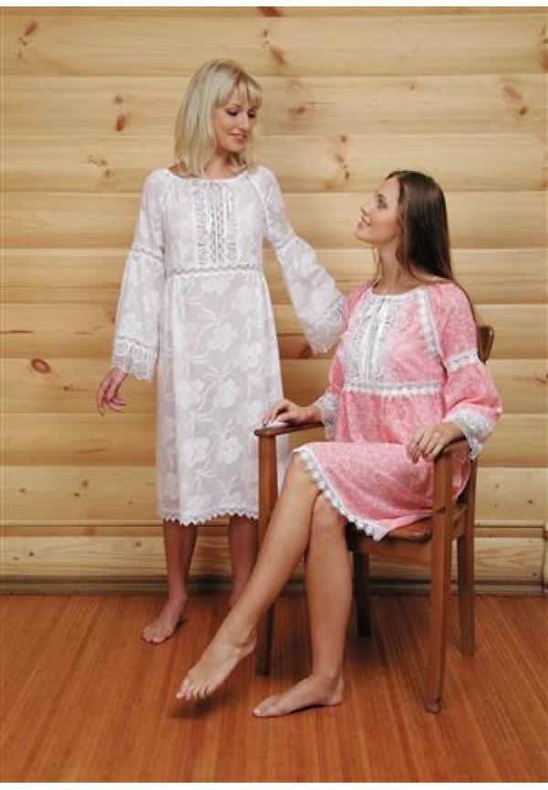 Сорочка женская КристинаДомашняя одежда<br><br><br>Размер: 56
