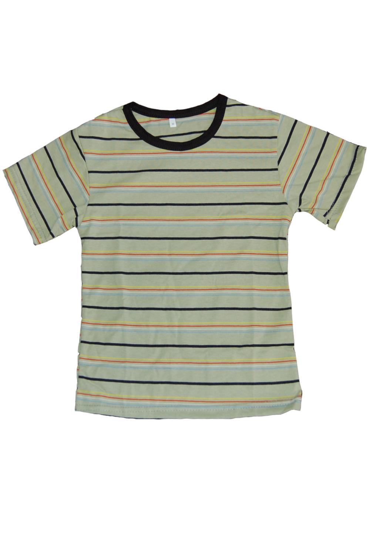 Футболка детская МалышМайки и футболки<br><br><br>Размер: 28 (рост 110 см)