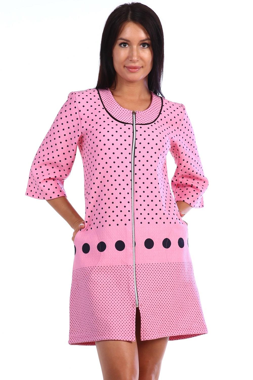 Халат женский ФотинаДомашняя одежда<br><br><br>Размер: 50
