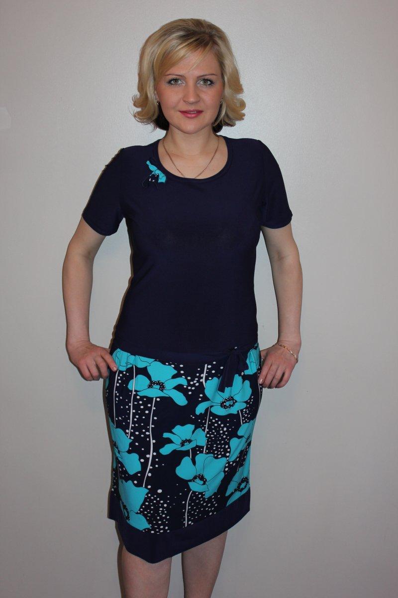 Платье женское Дикий макПлатья и сарафаны<br><br><br>Размер: 52