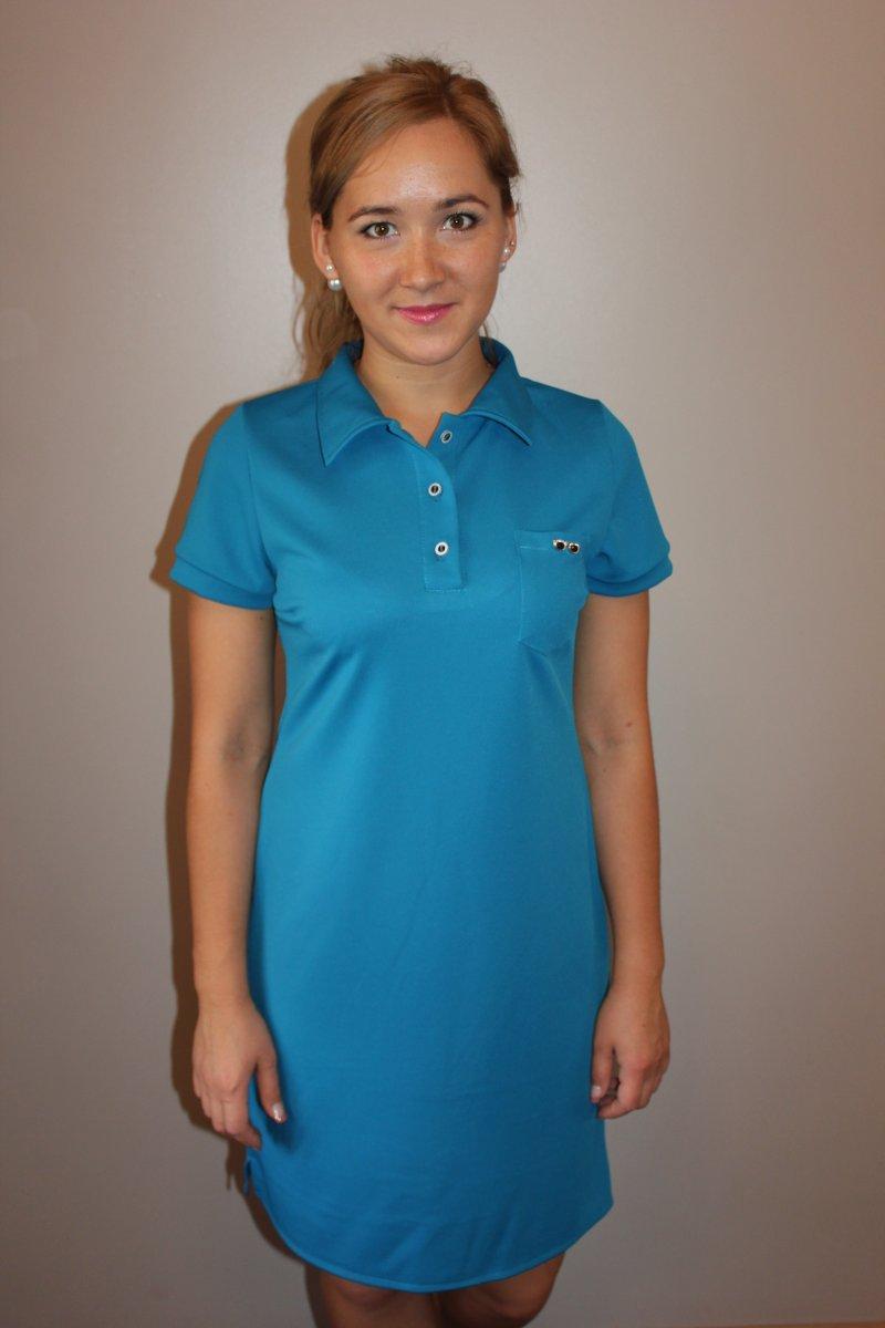 Платье женское СвободаКоллекция ВЕСНА-ЛЕТО<br><br><br>Размер: 46