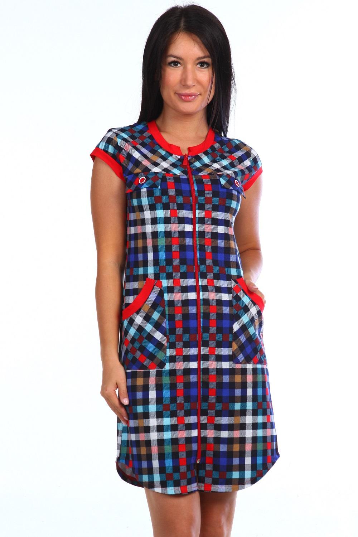 Туника женская «Бригитта»Одежда для дачи<br><br><br>Размер: 46