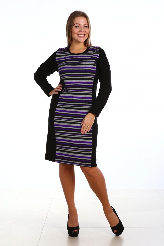 Платье женское ДжениферПлатья и сарафаны<br><br><br>Размер: 60