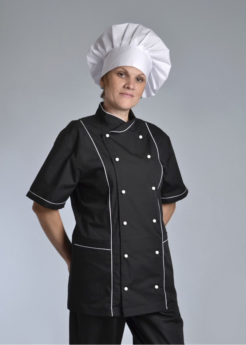Костюм женский для повара Шеф китель и брюкиДля общепита<br><br><br>Размер: 54