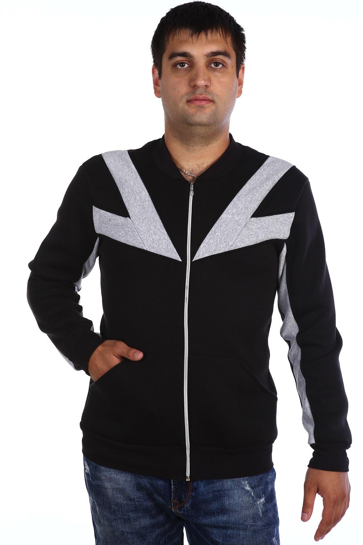 Толстовка мужская ФэбДжемперы, свитеры, толстовки<br><br><br>Размер: 56