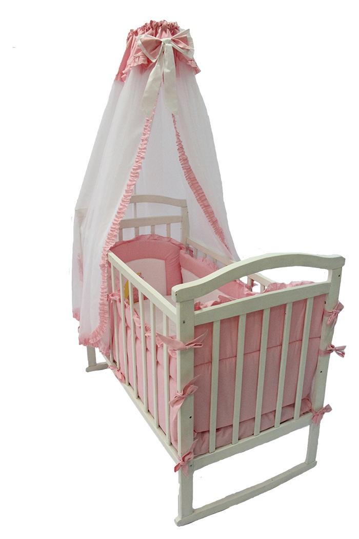 Комплект в кроватку Спокойной ночи!Детские одеяла и подушки<br><br><br>Размер: Жёлтый