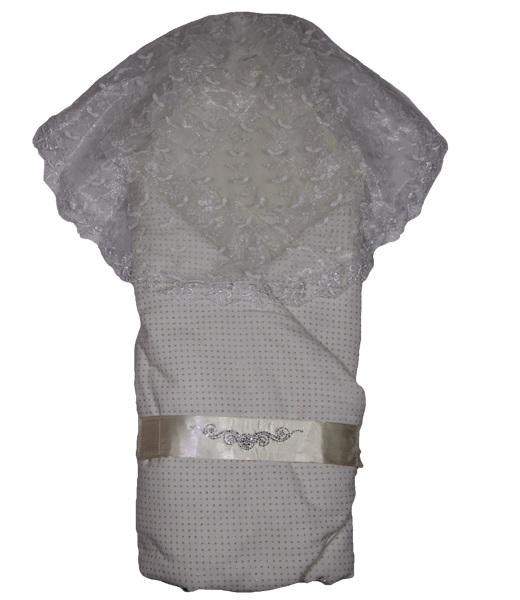Одеяло на выписку ГорошекКомплекты на выписку<br><br><br>Размер: Сиреневый