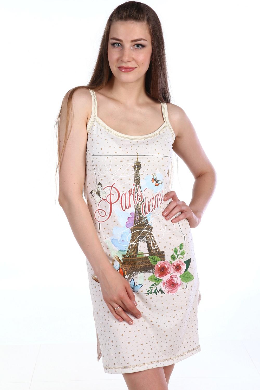 Сорочка женская СоняСорочки<br><br><br>Размер: 44