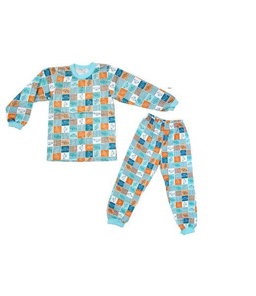 Пижама для мальчика КорабльХалаты и пижамы<br><br><br>Размер: 30 (рост 104 см)