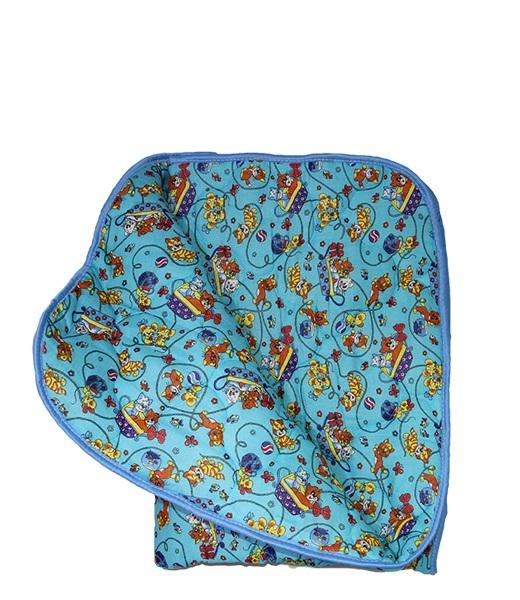 Одеяло детское МалышокДетские одеяла и подушки<br><br><br>Размер: Зеленый