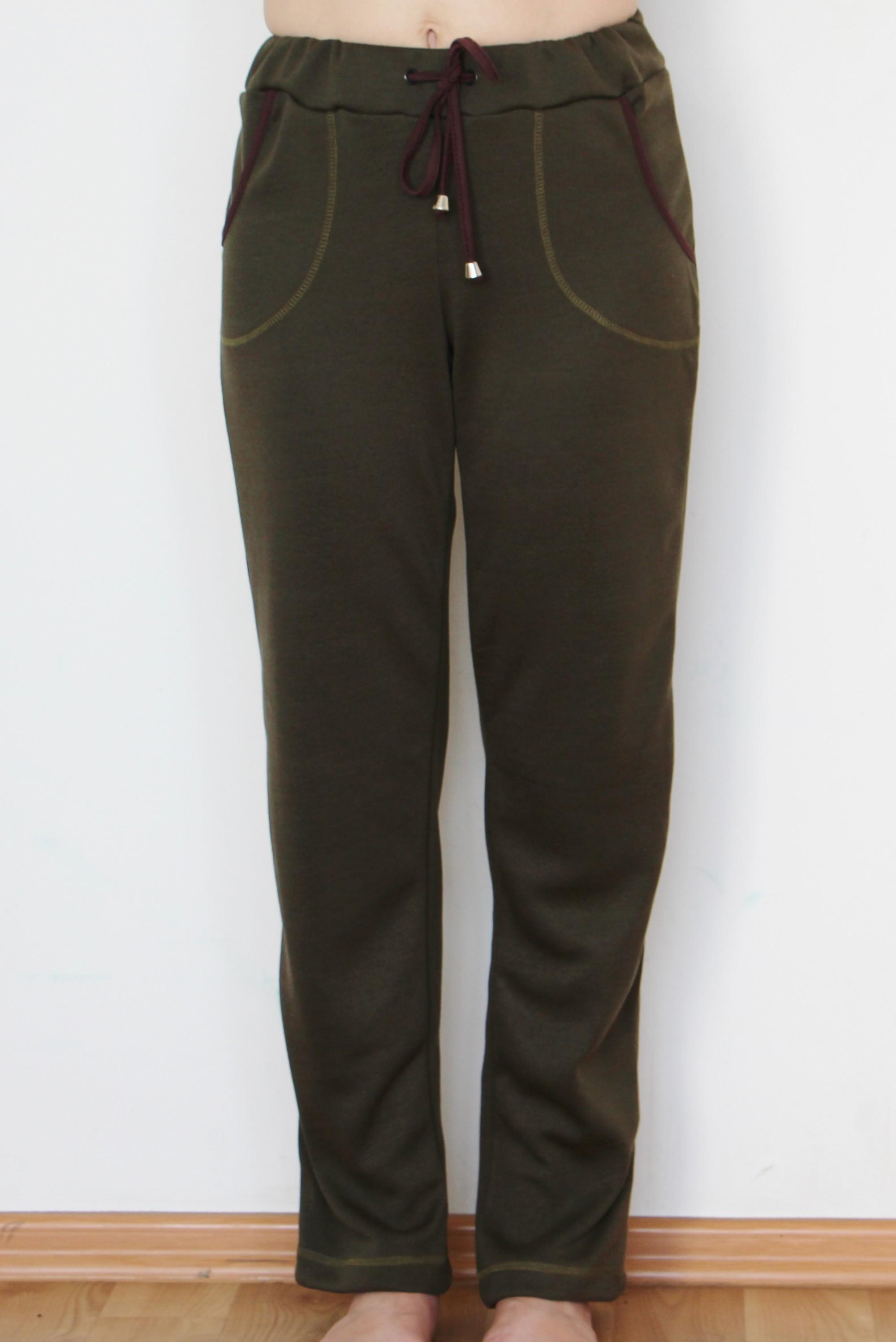 Брюки женские HomeБрюки, юбки<br><br><br>Размер: 52