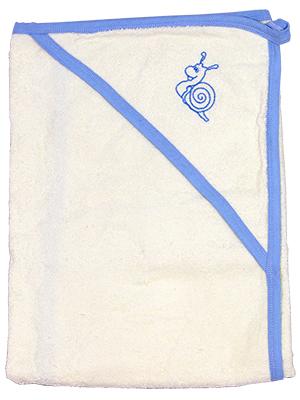 Полотенце - уголок детское Буль-бульДетские полотенца<br><br><br>Размер: Белый