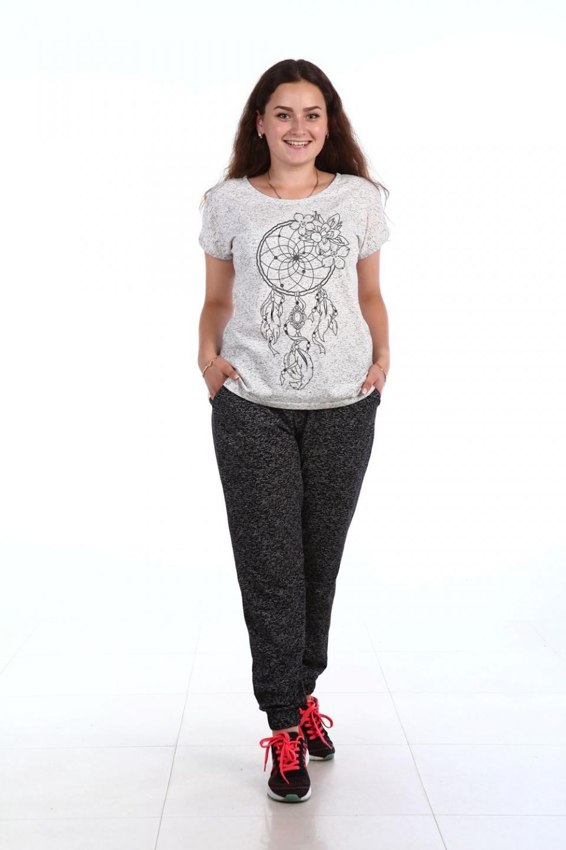 Костюм женский Ловец снов футболка и брюкиКоллекция ОСЕНЬ-ЗИМА<br><br><br>Размер: 52